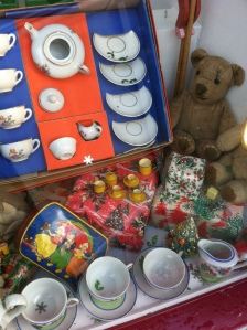 Retro toys at the Reminiscence centre